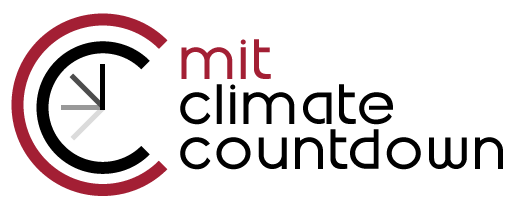 MIT Climate Countdown